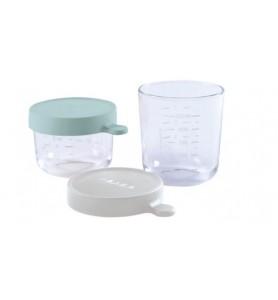 Pack 2 Pots vidre (150ml euca