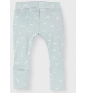 Pantalon U Slim Abu AOP...