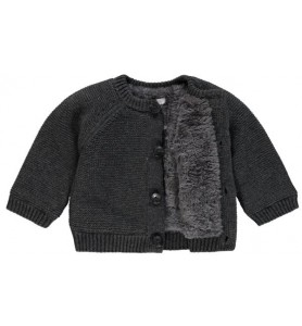 Chaqueta U Cardigan Knit Is...