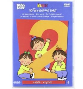 DVD Les Tres Bessones