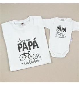 Pack Samarreta Pare+Samar.Bebe